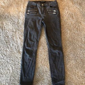BULLHEAD Double Zipper Jeans